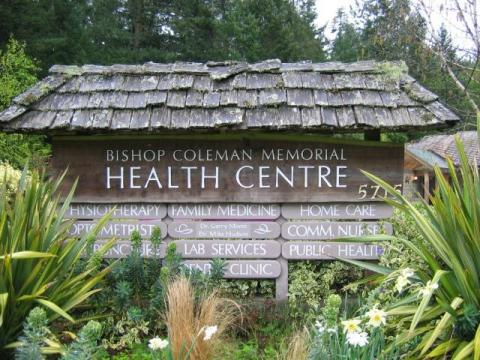 Pender Island Health Care Centre